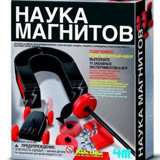 """Набор юного инженера-физика """"Наука магнитов"""""""