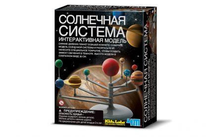 """Набор юного инженера-астронома """"Солнечная система"""""""