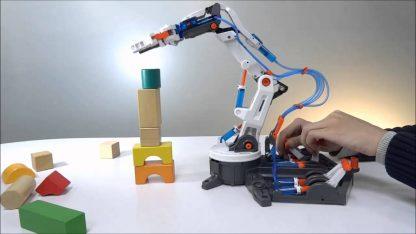 """Набор """"Французские опыты Науки с Буки"""" - Гидравлический робот-рука"""