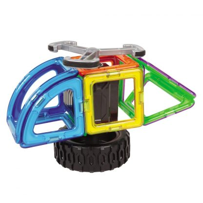 Магнитный конструктор Magformers - Funny Wheel, 20 деталей