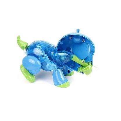 """Сборная модель интерактивной игрушки """"Робо Лайф"""" - Динозаврик с аксессуаром"""