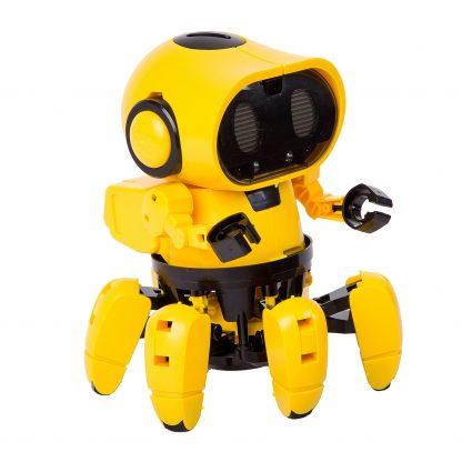 "Набор ""Робототехника с Буки"" - Робот Тобби (свет, звук)"
