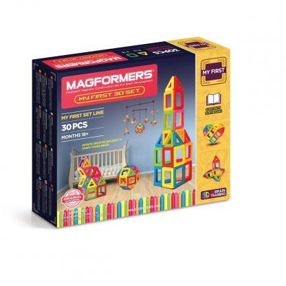 Магнитный конструктор Magformers - My First, 30 деталей