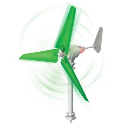 """Набор юного инженера """"Ветряная турбина"""""""