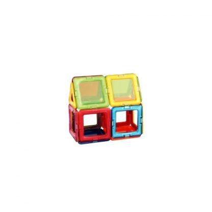 Магнитный конструктор Window Plus, 20 деталей