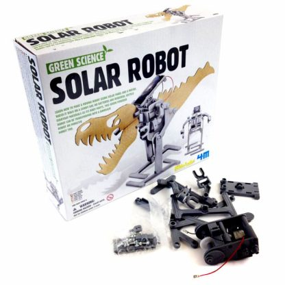 Набор юного инженера Green Science - Солнечный робот