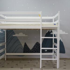 Детская кровать-чердак (160х80, 180х90)